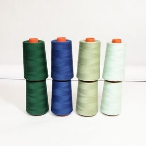 Thread Spools Perma Spun and Excel 6000 Yard 8